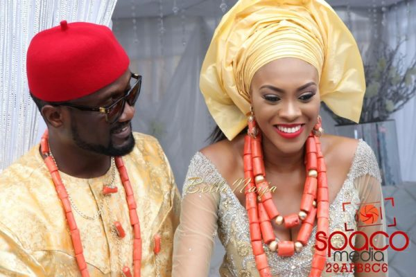 Jude Okoye and Ify Traditional Igbo Wedding in Anambra | SpacoMedia | BellaNaija 0082