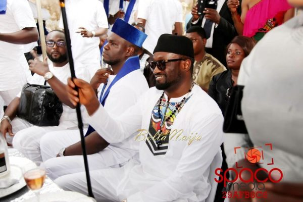 Jude Okoye and Ify Traditional Igbo Wedding in Anambra | SpacoMedia | BellaNaija 0087