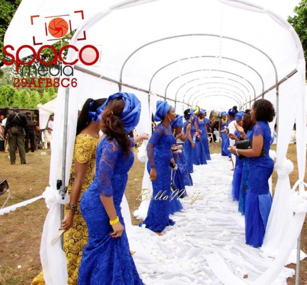 Jude Okoye and Ify Traditional Igbo Wedding in Anambra | SpacoMedia | BellaNaija 0100