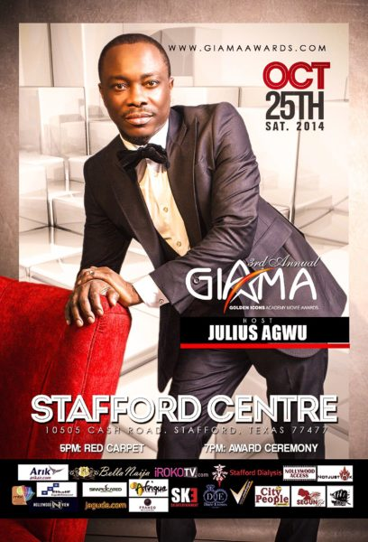 Julius Agwu hosts 2014 GIAMA - BellaNaija - August2014001