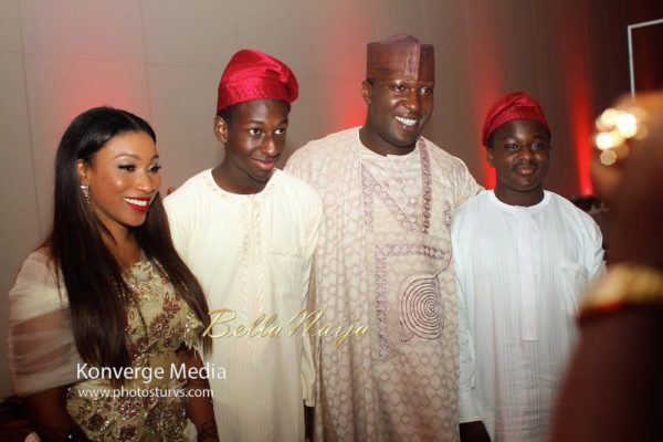 Karimot Bamisedun & Ahmed Tukur | Eko Hotel Lagos Yoruba Hausa Wedding | Konverge Media | BellaNaija Weddings 2014 0016