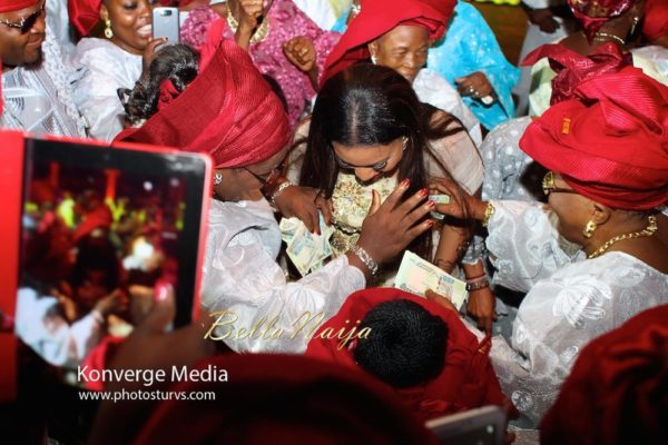 Karimot Bamisedun & Ahmed Tukur | Eko Hotel Lagos Yoruba Hausa Wedding | Konverge Media | BellaNaija Weddings 2014 0031