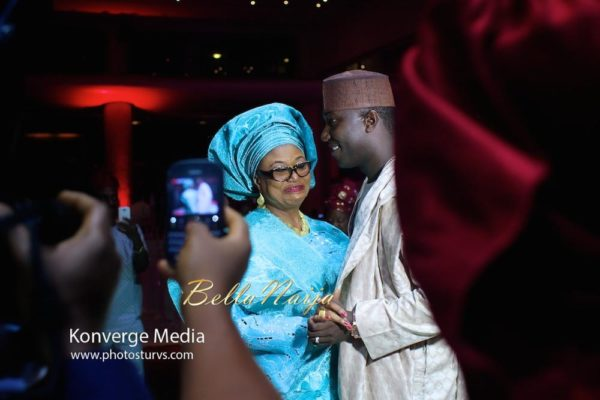 Karimot Bamisedun & Ahmed Tukur | Eko Hotel Lagos Yoruba Hausa Wedding | Konverge Media | BellaNaija Weddings 2014 0032