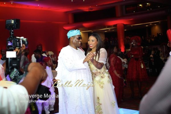 Karimot Bamisedun & Ahmed Tukur | Eko Hotel Lagos Yoruba Hausa Wedding | Konverge Media | BellaNaija Weddings 2014 0033