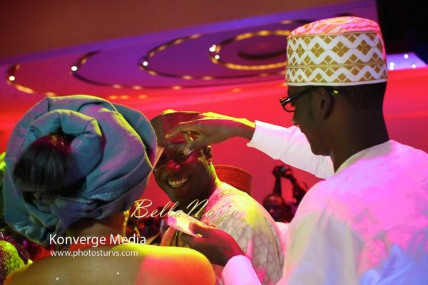 Karimot Bamisedun & Ahmed Tukur | Eko Hotel Lagos Yoruba Hausa Wedding | Konverge Media | BellaNaija Weddings 2014 0036