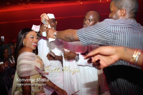 Karimot Bamisedun & Ahmed Tukur | Eko Hotel Lagos Yoruba Hausa Wedding | Konverge Media | BellaNaija Weddings 2014 0040