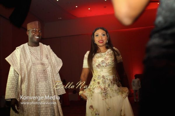 Karimot Bamisedun & Ahmed Tukur | Eko Hotel Lagos Yoruba Hausa Wedding | Konverge Media | BellaNaija Weddings 2014 0043