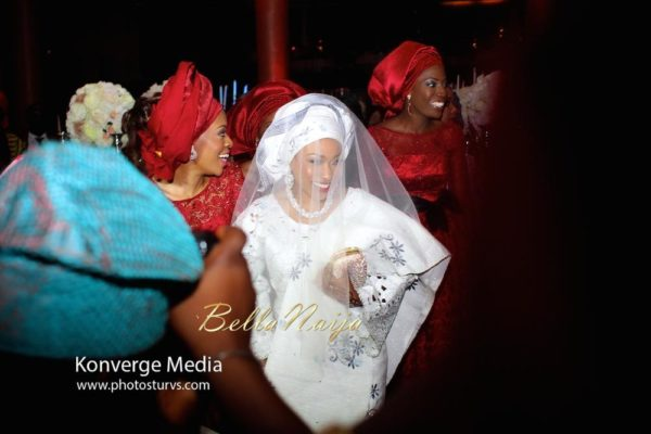 Karimot Bamisedun & Ahmed Tukur | Eko Hotel Lagos Yoruba Hausa Wedding | Konverge Media | BellaNaija Weddings 2014 0063