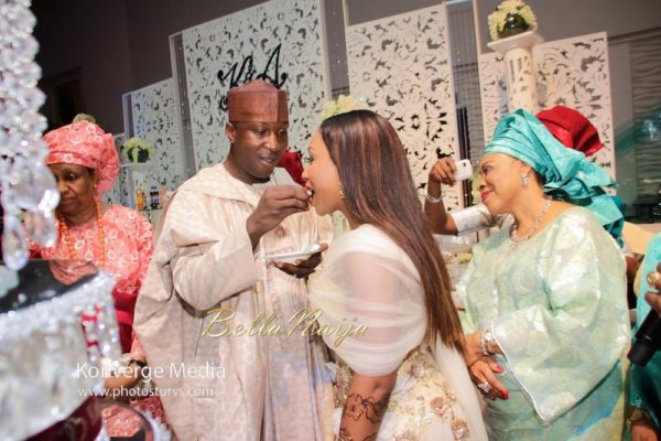 Karimot Bamisedun & Ahmed Tukur | Eko Hotel Lagos Yoruba Hausa Wedding | Konverge Media | BellaNaija Weddings 2014 0084