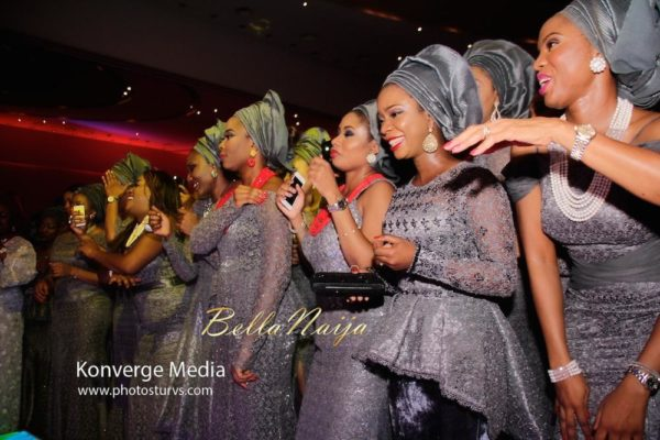 Karimot Bamisedun & Ahmed Tukur | Eko Hotel Lagos Yoruba Hausa Wedding | Konverge Media | BellaNaija Weddings 2014 0087
