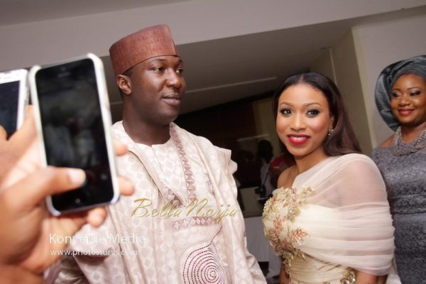 Karimot Bamisedun & Ahmed Tukur | Eko Hotel Lagos Yoruba Hausa Wedding | Konverge Media | BellaNaija Weddings 2014 0090