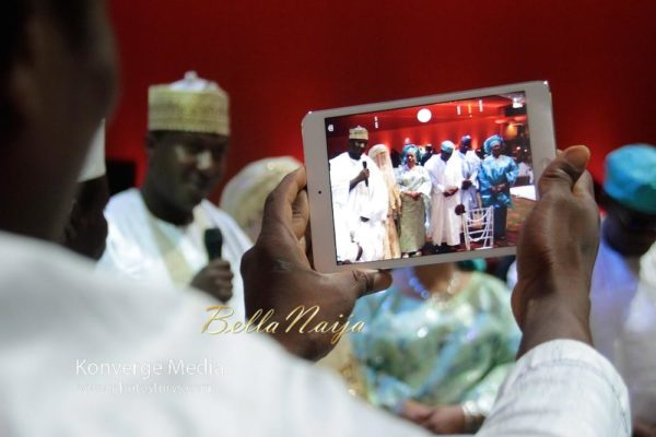 Karimot Bamisedun & Ahmed Tukur | Eko Hotel Lagos Yoruba Hausa Wedding | Konverge Media | BellaNaija Weddings 2014 0102
