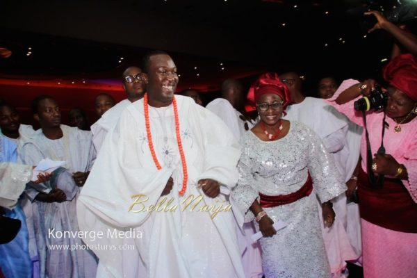 Karimot Bamisedun & Ahmed Tukur | Eko Hotel Lagos Yoruba Hausa Wedding | Konverge Media | BellaNaija Weddings 2014 0112