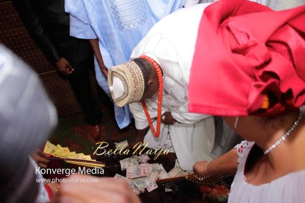 Karimot Bamisedun & Ahmed Tukur | Eko Hotel Lagos Yoruba Hausa Wedding | Konverge Media | BellaNaija Weddings 2014 0121