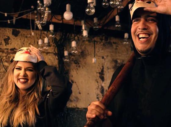 Khloe K & French Montana - August 2014 - BN Music - BellaNaija.com01