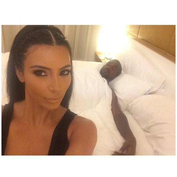 Kim Kardashian - August 2014 - BellaNaija.com 01