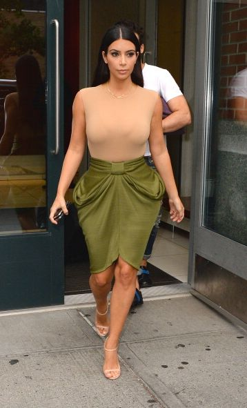 Kim Kardashian - Keeping Up with Kim Kardashian - August 2014 - BellaNaija.com 05