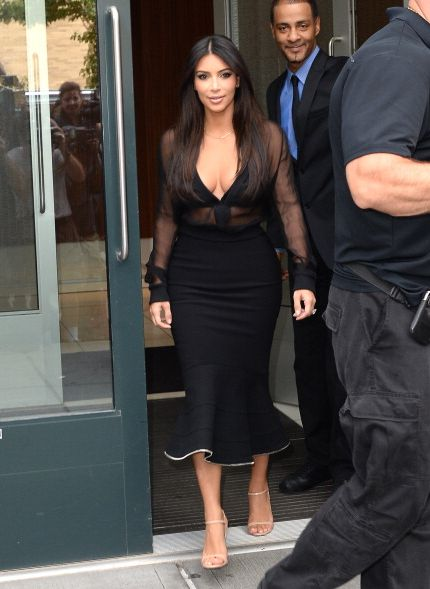 Kim Kardashian - Keeping Up with Kim Kardashian - August 2014 - BellaNaija.com 07