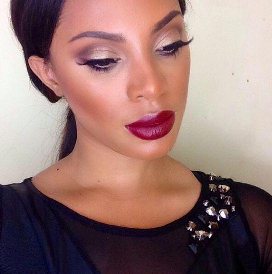 Kim Kardashian Makeup Tutorial - Bellanaija - July2014001