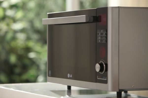 LG Lightwave Charcoal Microwave - BellaNaija - July2014003