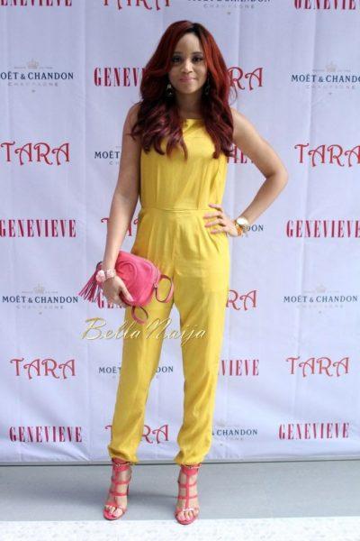 Ezinne Alfa, Gucci clutch & heels
