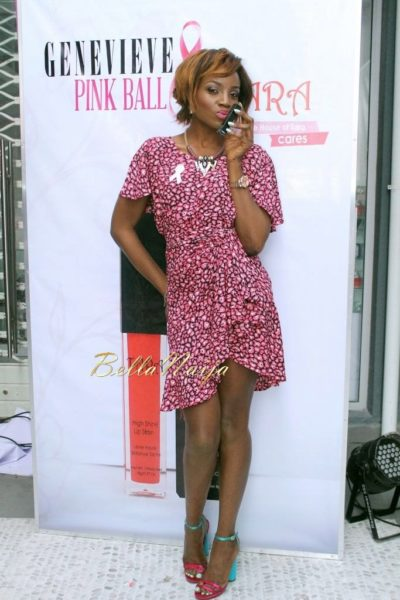 Seyi Shay in Agu