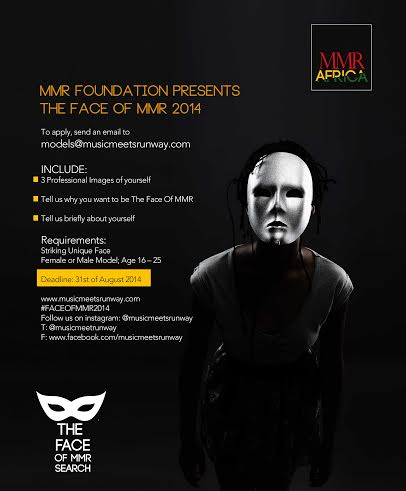 MMR Foundation presents the Face of MMR - Bellanaija - August2014