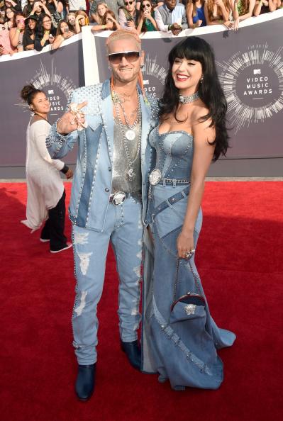 Riff Raff & Katy Perry