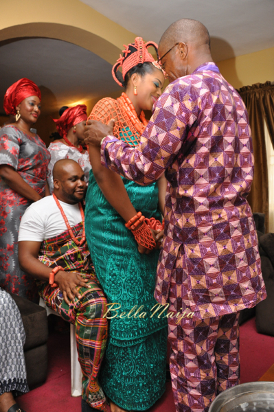 Mercy Itamah & George Omovbude | Edo Lagos Nigerian Wedding | BellaNaija 050