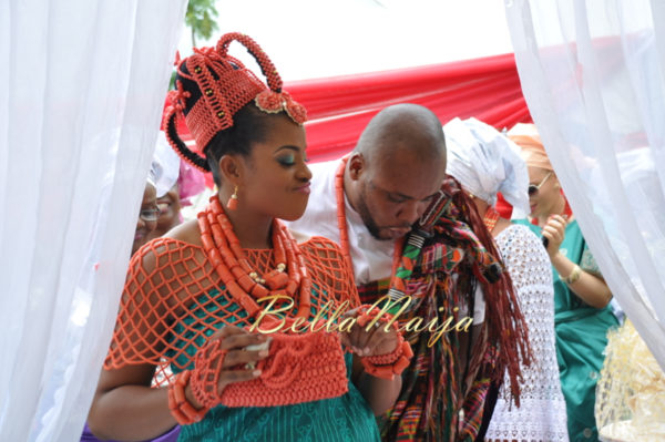 Mercy Itamah & George Omovbude | Edo Lagos Nigerian Wedding | BellaNaija 067