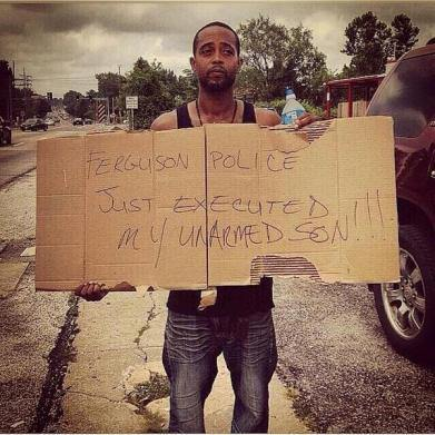 Michael Brown Fatal Shooting - August 2014 - BN News - BellaNaija.com 01