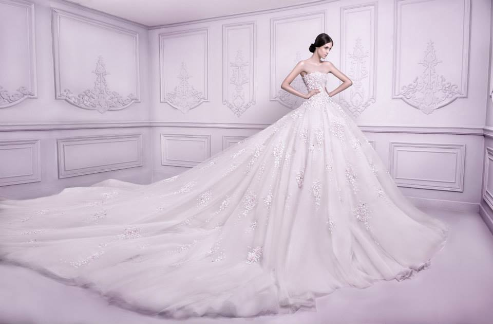 BN Bridal: Michael Cinco SS & FW 2014 Collections - BellaNaija