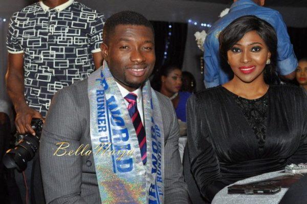 Emmanuel Ikubese & Lilian Esoro
