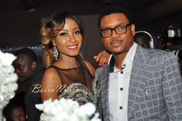 Aderonke Tiamiyu & Shina Peller