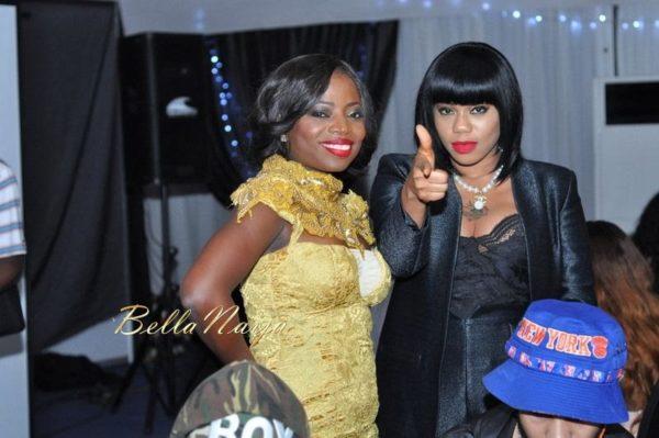 Layole Oyatogun & Toyin Lawani