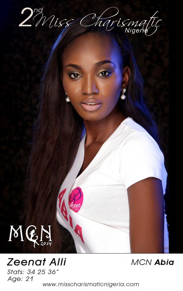 Miss Charismatic Nigeria 2014 Finalists - August 2014 - BellaNaija.com 01001