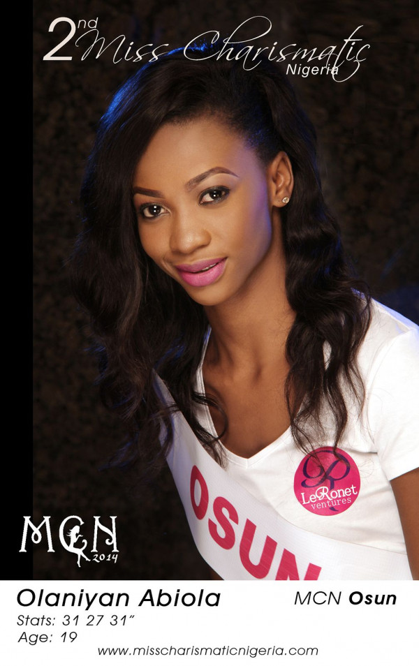 Miss Charismatic Nigeria 2014 Finalists - August 2014 - BellaNaija.com 01021