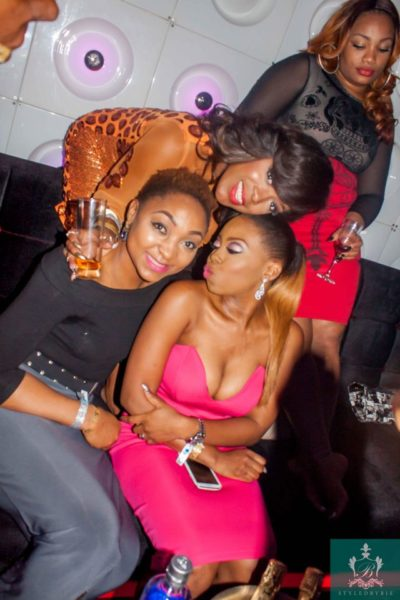 Moet Abebe's 25th Birthday in Lagos - BN Events - August 2014 - BellaNaija.com 021