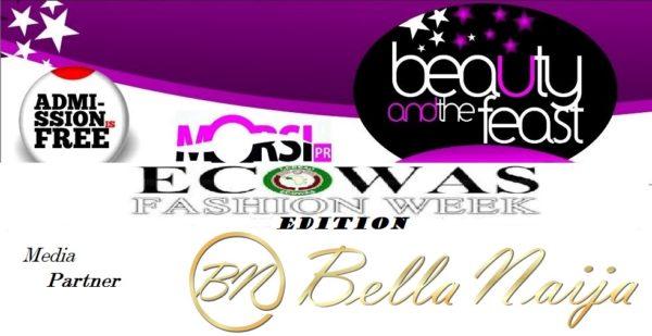 Morsi Ecowas Fashion Week - Events This Weekend - BellaNaija.com 01