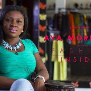 NdaniTV Fashion Insider with Aya Morrison - Bellanaija - August2014