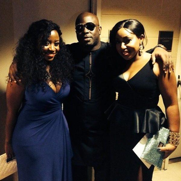 Leslie Kasumba, Tola Odunsi, Rita Dominic