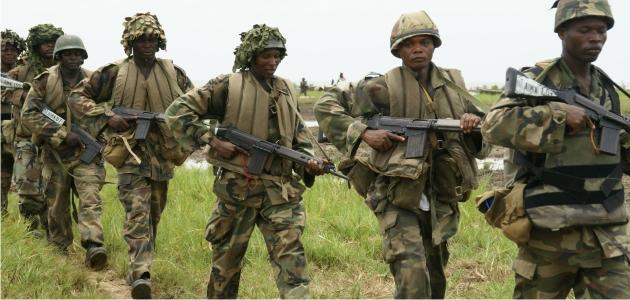 Nigeria Soldiers Bella Naija