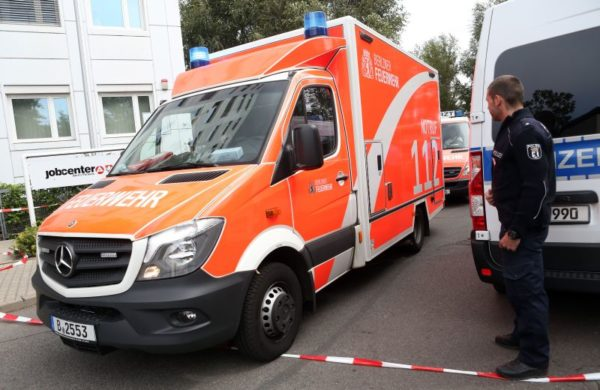 Suspected Ebola Case At Job Center In Germany