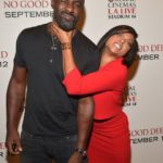 "Idris Elba And Taraji P.Henson At The LA Special Screening Of Screen Gems' ""No Good Deed"""