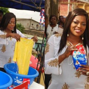 OMO Laundry Experience - BellaNaija - August20140010