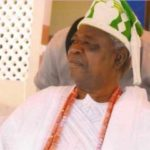 Oba of Ikorodu Bella Naija