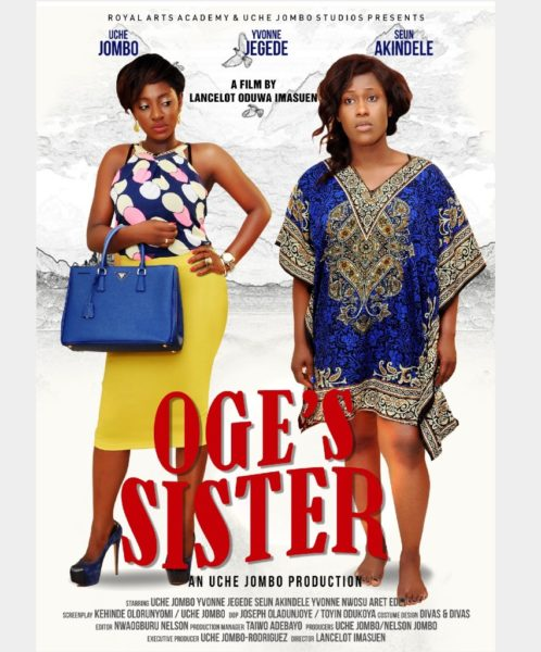 Oge's Sister - August 201 4- BellaNaija.com 01