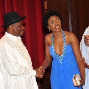 Omoni Oboli at Presidential Villa - August 2014 - BellaNaija.com 01 (1)