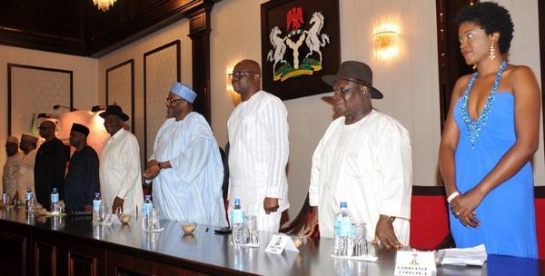 Omoni Oboli at Presidential Villa - August 2014 - BellaNaija.com 01 (2)