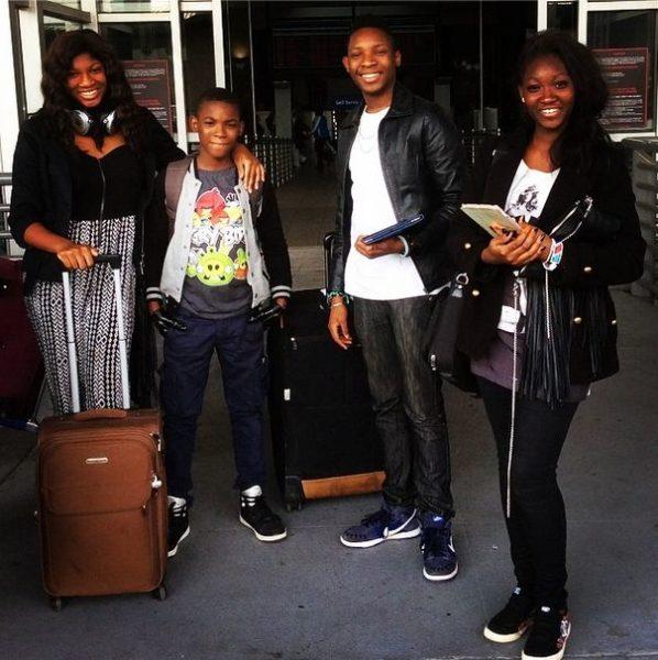 Omotola & Family - August 2014 - BellaNaija.com 02